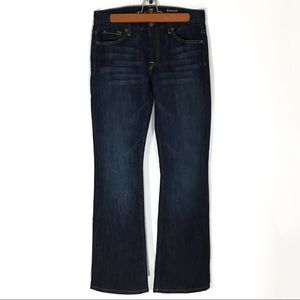 Seven 7 For All Mankind Kimmie Boot Cut Jeans